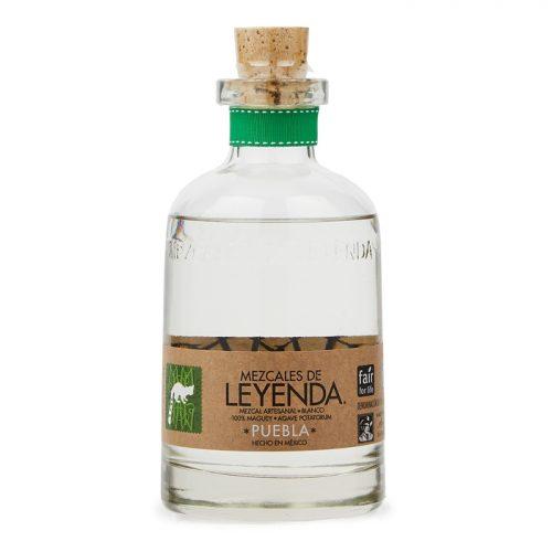 MEZCALES DE LEYENDA Puebla Mezcal Mexican Tequila Spirit