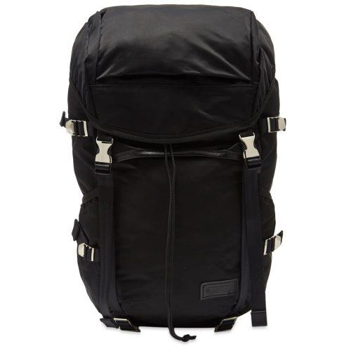 Mens Master-Piece Lightning Backpack in Black