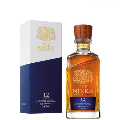 Mens Nikka 12 Year Old Blended Japanese Whisky