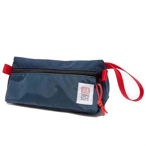 Mens TOPO Designs Dopp Kit Pencil Case in Navy