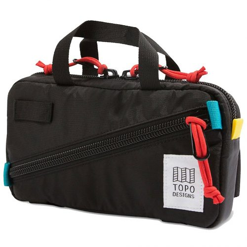 Mens TOPO Designs Mini Quick Bag in Black