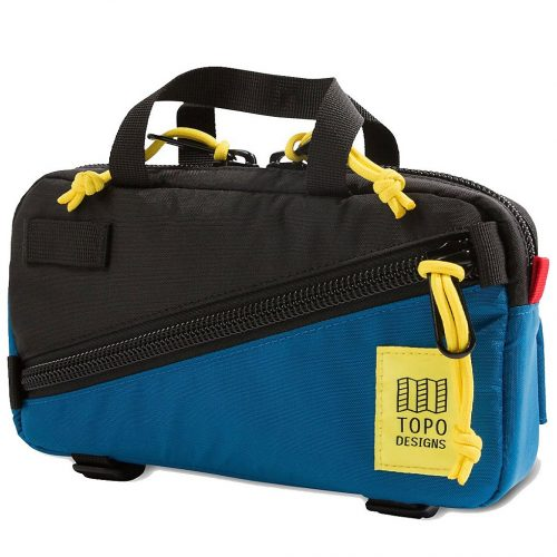 Mens TOPO Designs Mini Quick Bag in Blue