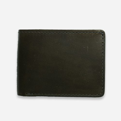 Mens Tanner Goods Utility Bifold Wallet in Foliage Camo