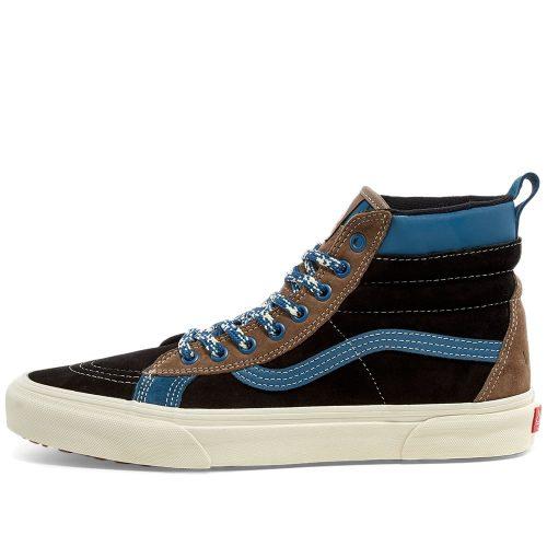 Mens Vans Vault x VSSL UA Sk8-Hi MTE LX Sneakers in Black