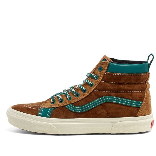 Mens Vans Vault x VSSL UA Sk8-Hi MTE LX Sneakers in Brown