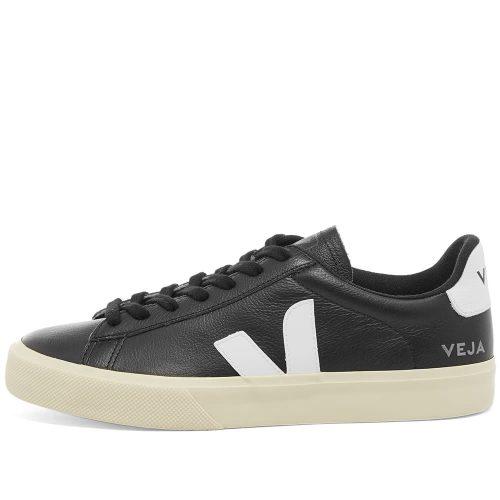 Mens Veja Campo Sneakers in Black
