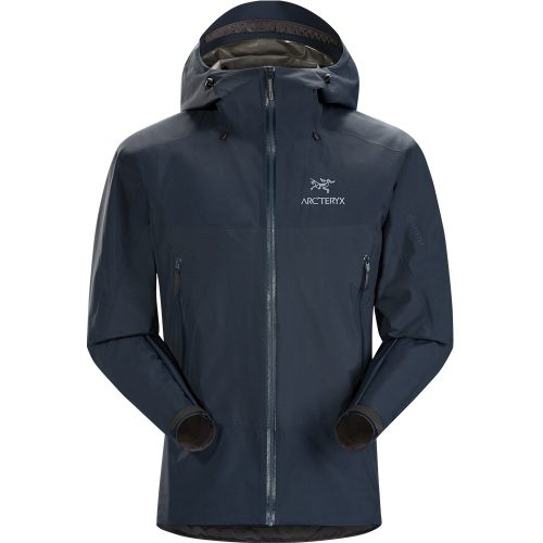 Mens Arc'teryx Beta SL Hybrid GORe-TeX PACLITe Plus Jacket in Tui Blue