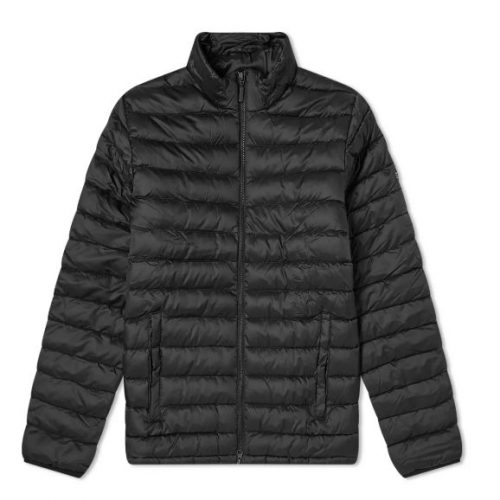 Mens Barbour International Impeller Jacket in Black