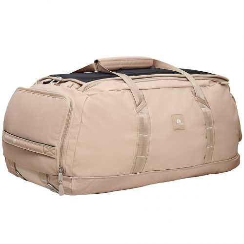Mens douchebags The Carryall 65L Travel Bag in Desert Khaki