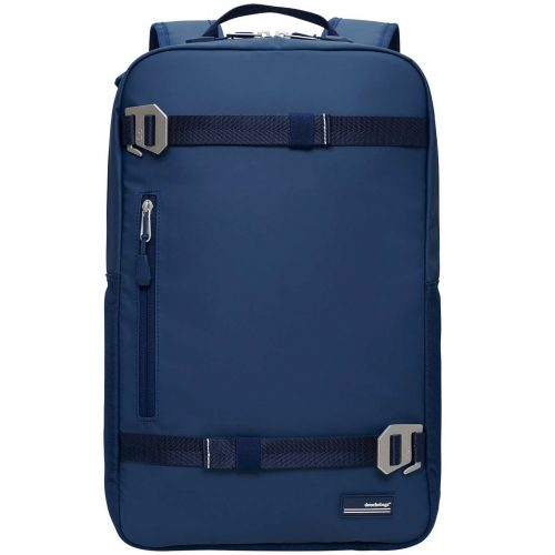 Mens douchebags The Scholar Backpack in Deep Sea Blue