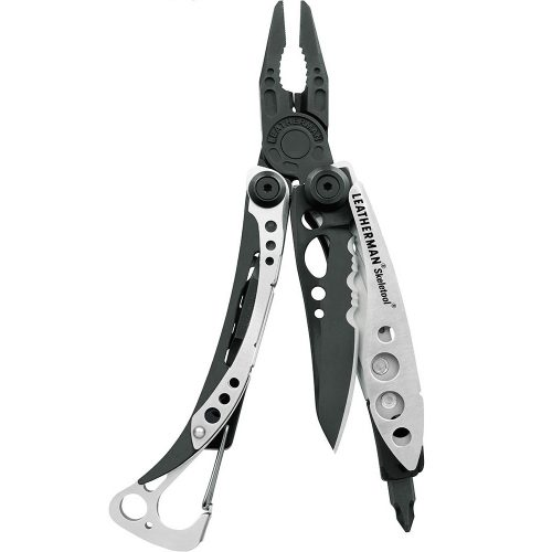 Mens Leatherman Skeletool Se Multi-Tool in Black