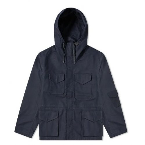 Mens Nanamica 65/35 Cruiser Jacket in Navy