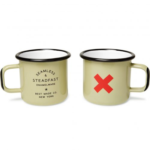 Mens Best Made Company Seamless & Steadfast Enamelled Cup Set in Neutrals
