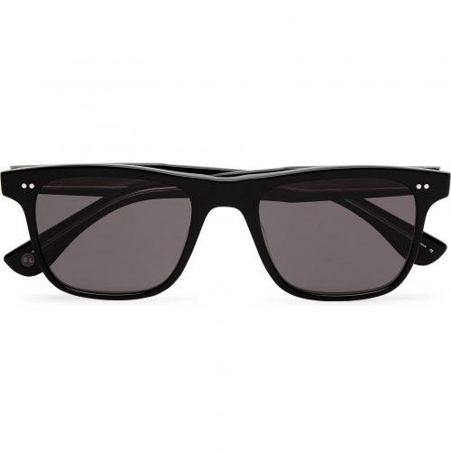 MensGarrett Leight California Optical Wavecrest 50 Square-frame Acetate Polarised Sunglasses in Black