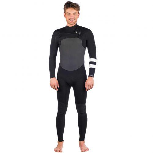 Mens Hurley Advantage Plus 3/2 Wetsuit in Black