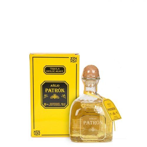 Mens Patron Anejo Tequila
