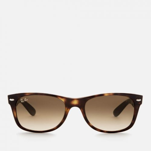 Mens Ray-Ban New Wayfarer Sunglasses in Light Havana