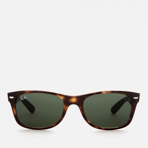 Mens Ray-Ban New Wayfarer Sunglasses in Tortoise