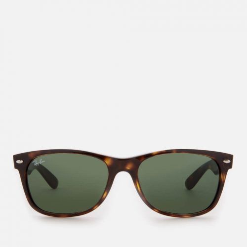 Mens Ray-Ban New Wayfarer Large Sunglasses in Tortoiseshell