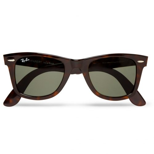 Mens Ray-Ban Original Wayfarer Acetate Sunglasses in Tortoiseshell
