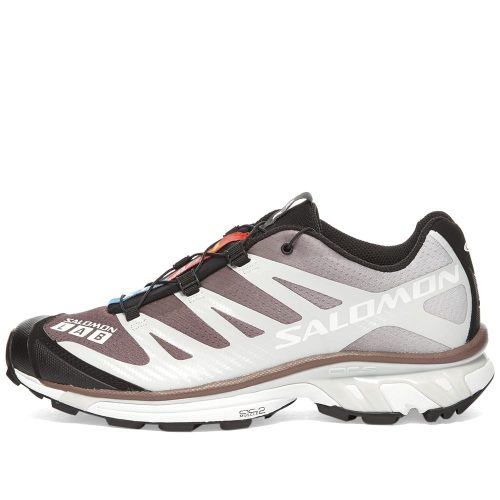 Mens Salomon S/LAB XT-4 ADVANCED Sneakers in Grey Gradient