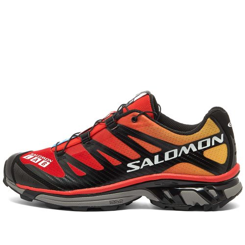 Mens Salomon S/LAB XT-4 ADVANCED Sneakers in Red Gradient