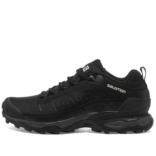 Mens Salomon Shelter Low ADVANCED Sneakers in Black