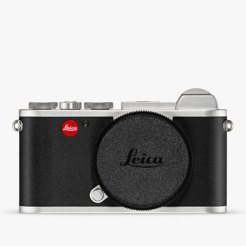Mens Leica CL Compact System Camera in Black & Silver