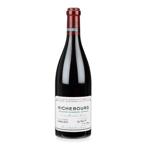 MensDomaine De La Romanee-Conti Richebourg 2015 Red Wine