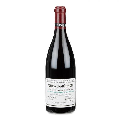 MensDomaine De La Romanee-Conti Vosne-Romanee Premier Cru Cuvee Duvault-Blochet 2002 Red Wine