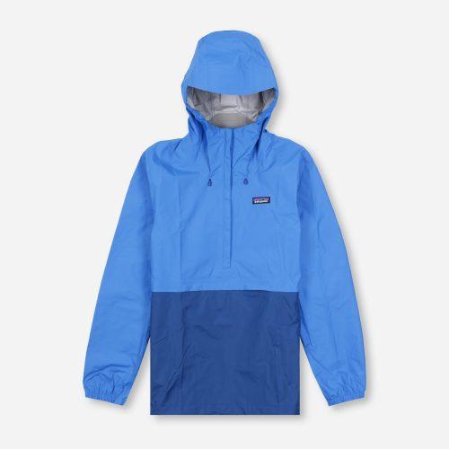 Mens Patagonia Torrentshell 3L Jacket in Blue