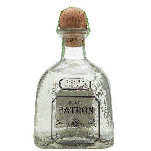 Mens Patron Silver Tequila