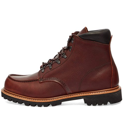 Mens Red Wing 2927 Heritage Sawmill Boots in Brown
