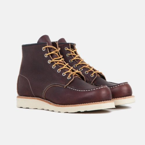 Mens Red Wing 8138 Heritage Work 6