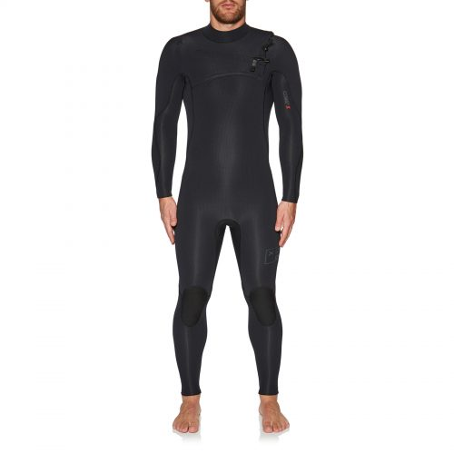 Mens Xcel Comp X 4/3mm Wetsuit in Black