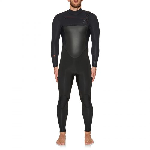 Mens Xcel Drylock 4/3mm Wetsuit in Black