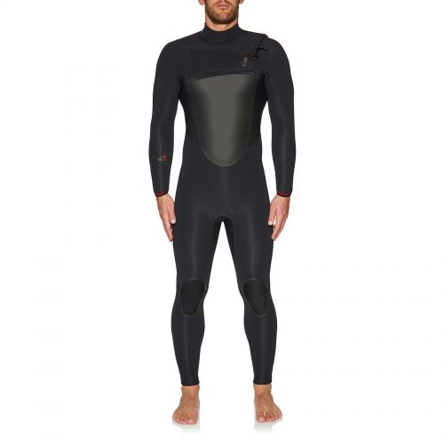 Mens Xcel Drylock X 5/4mm Wetsuit in Black