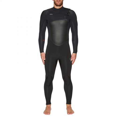Mens Xcel Infiniti 4/3mm Wetsuit in Black