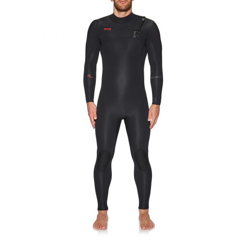 Mens Xcel Infiniti Ltd 4/3mm Wetsuit in Black