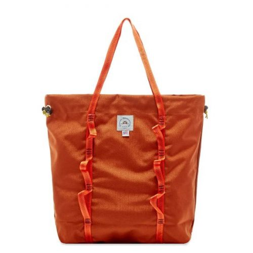 Mens Epperson Mountaineering Climb Tote Bag in Orange