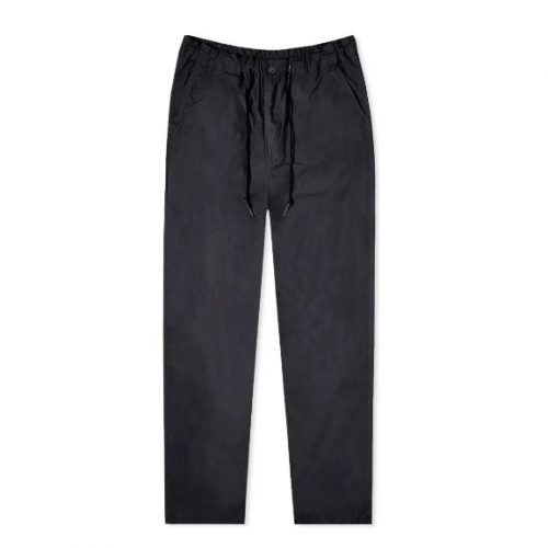 Mens orSlow New Yorker Pant Trousers in Charcoal Grey