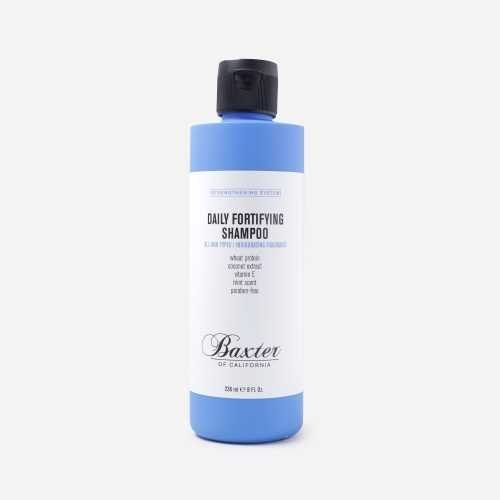 Mens Baxter of California Daily Fortifying Shampoo 236ml