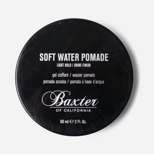 Mens Baxter of California Hair Soft Water Pomade 60ml