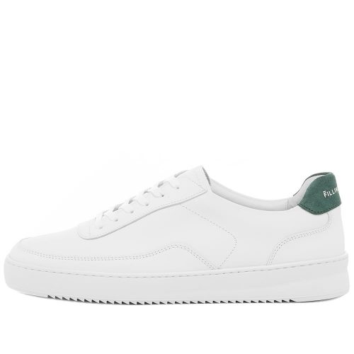 Mens Filling Pieces Mondo 2.0 Ripple Sneakers in White