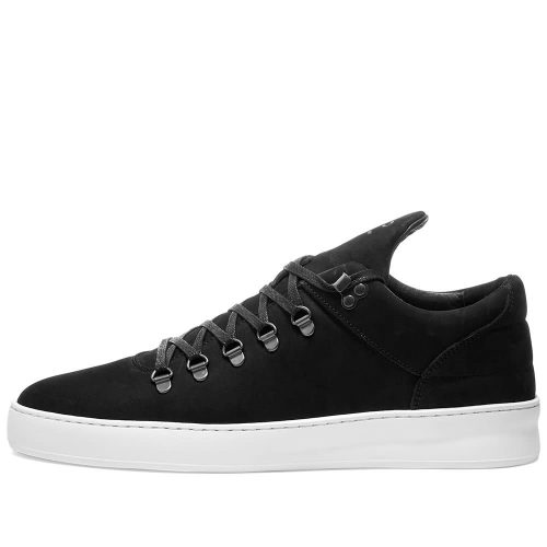Mens Filling Pieces Mountain Cut Sneakers in Black
