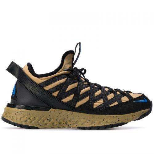 Mens Nike ACG React Terra Gobe Sneakers in Beige