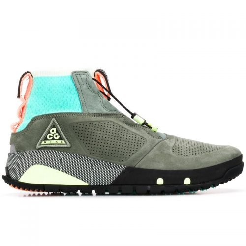 Mens Nike ACG Rukle Ridge Sneakers in Grey