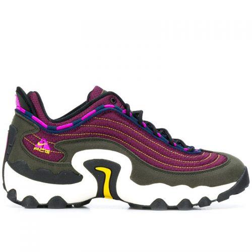 Mens Nike ACG Air Skarn Sneakers in Purple