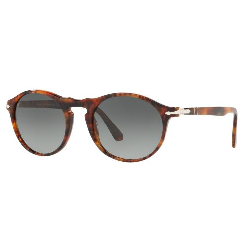 Mens Persol 0PO3204S Polarized Sunglasses in Havana Tortoise