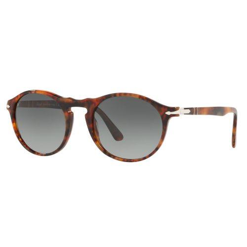 MensPersol 0PO3204S Polarized Sunglasses in Havana Tortoise